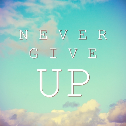 Fertility- Never give up
